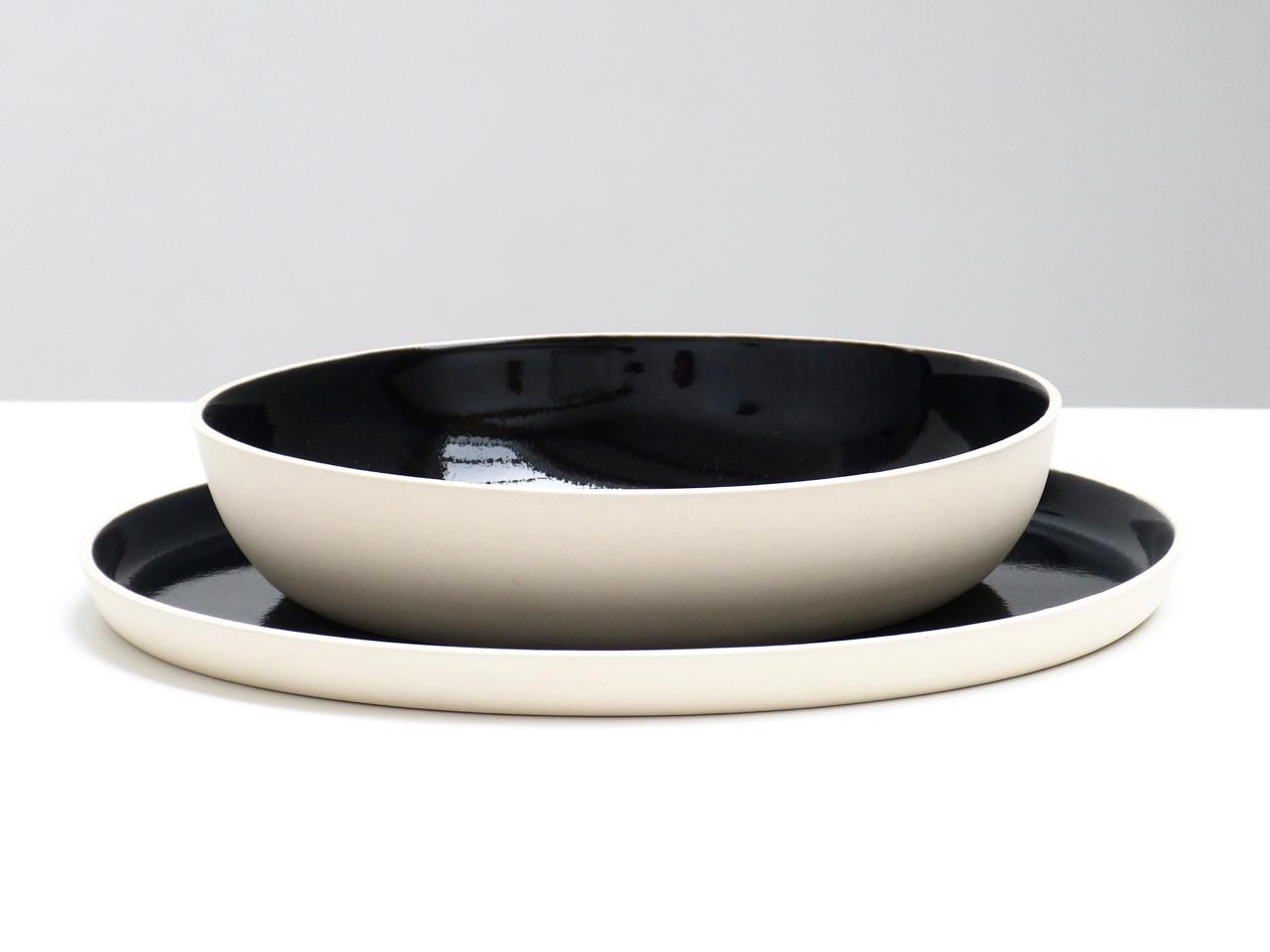 bOn tableware by Ilona van den bergh ceramics