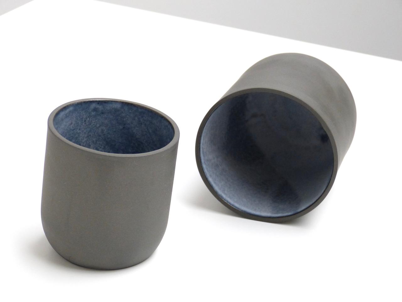 U cups tableware by Ilona van den bergh ceramics