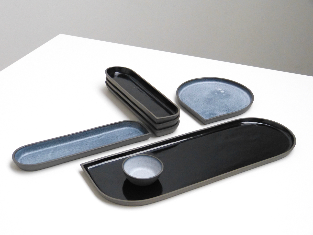 OnA tableware by Ilona van den bergh ceramics