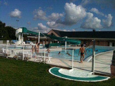 piscine de Sully sur Loire à coté