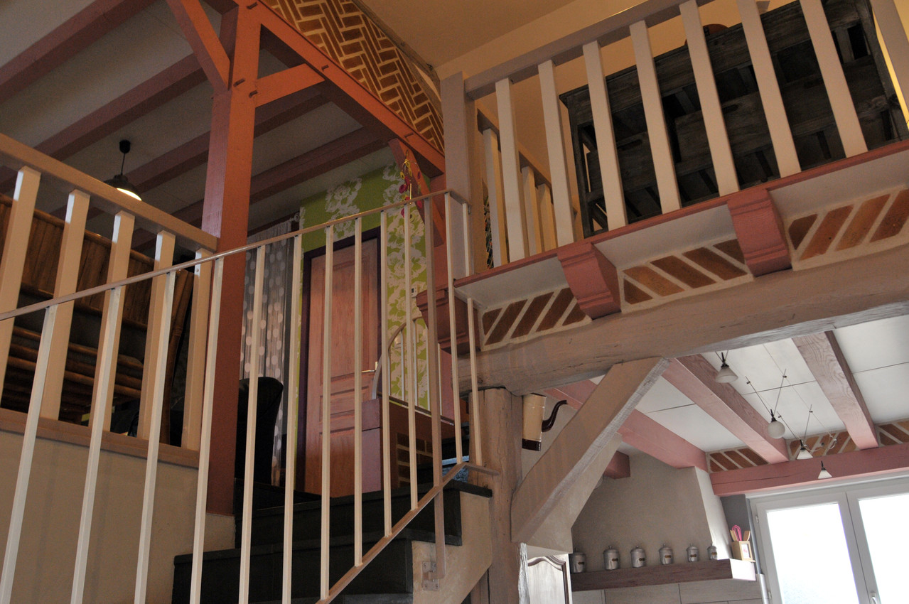 Escalier/Mezzanine