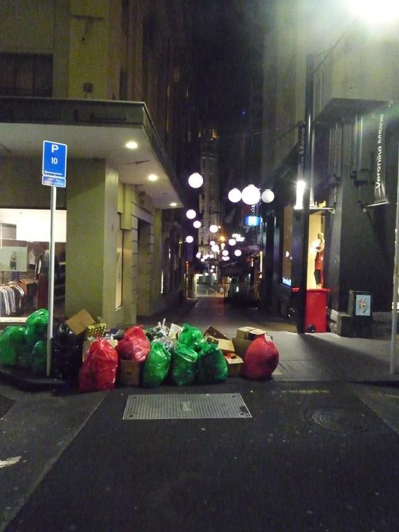 Auckland nach einer DubstepNacht