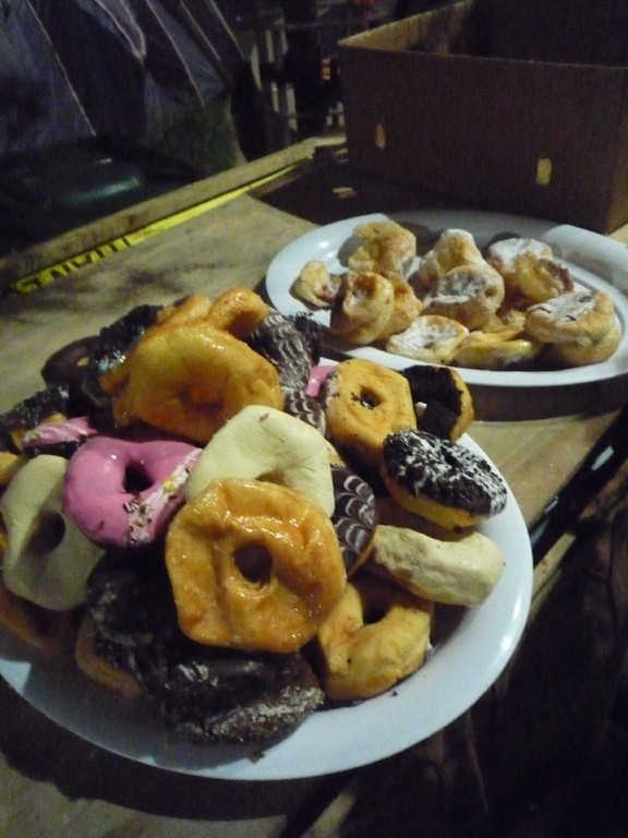 Donuts... alle fuer mich :D