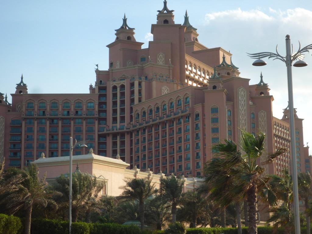 Atlantishotel auf der Palminsel