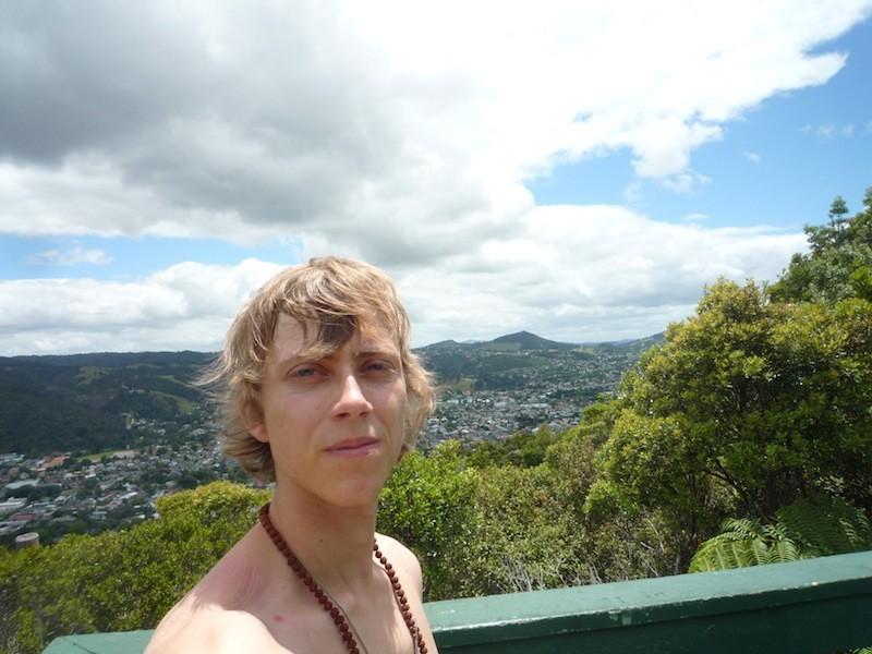 Whangarei view