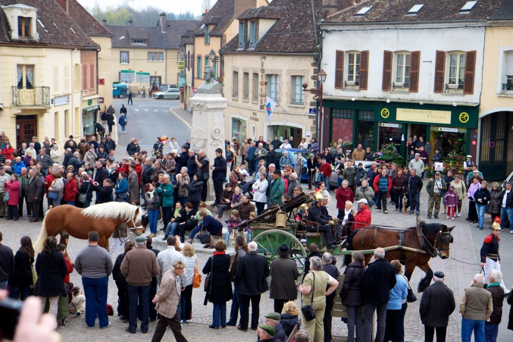 Beau Marché 2012 a TOUCY