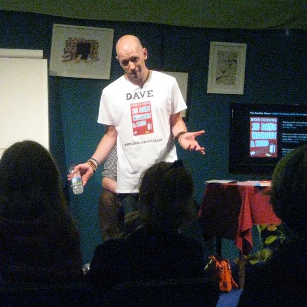2012 Edinburgh International Book Festival
