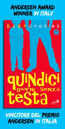 Dave Cousins Quindici Giorni Senza Testa San Paolo Italia