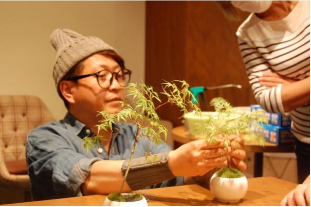植物のプロ直伝! ボタニカルイベント・KABOLOに参加してきました
