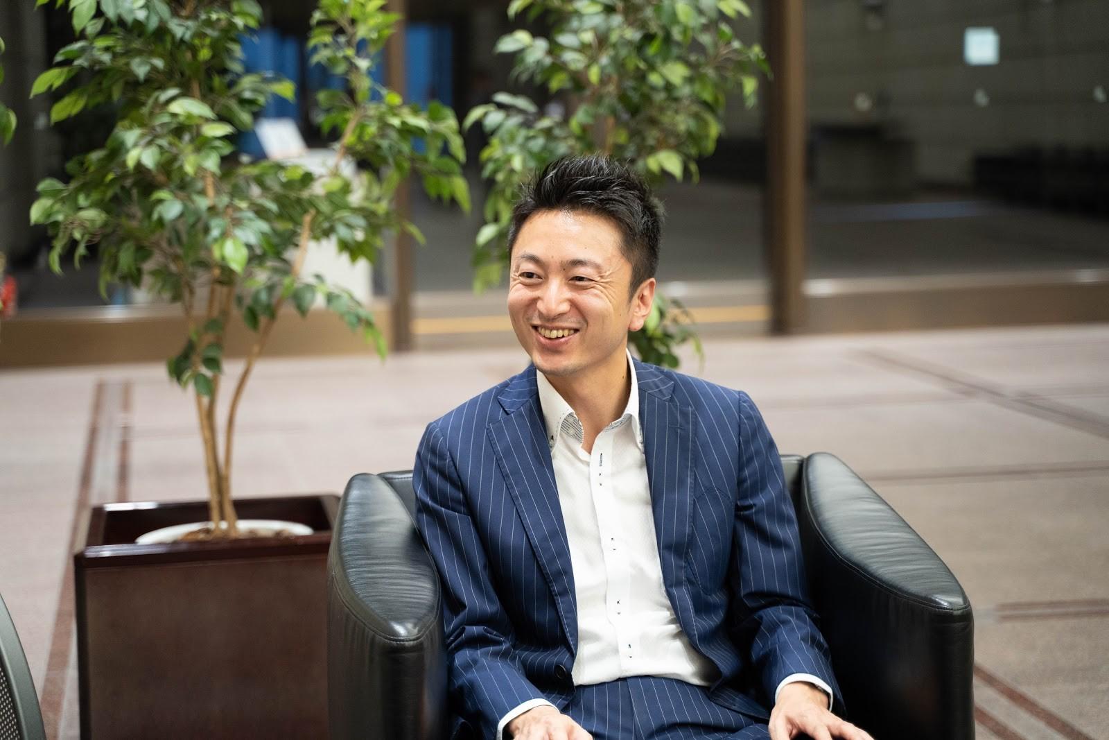 株式会社みんせつ(みんなの説明会)代表取締役CEO中安祐貴さんの取材に行ってまいりました!