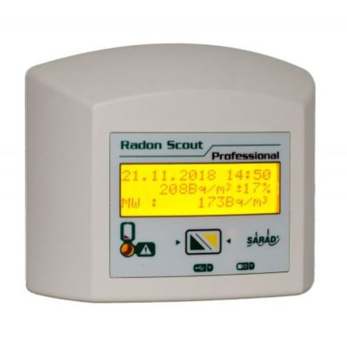 Sensore di misura e controllo delle azioni di mitigazione