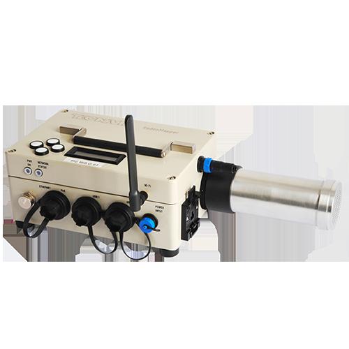 Sofisticato strumento elettronico attivo per la misurazione del radon