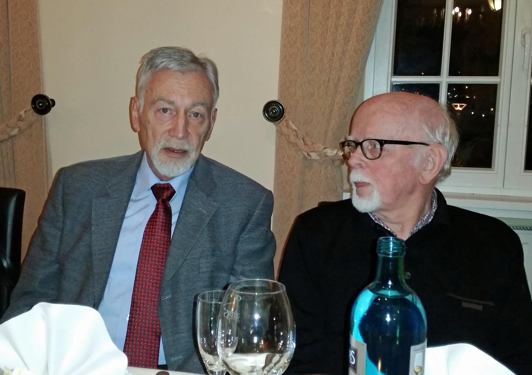 Herbert Hoelters und Hermann Klammer
