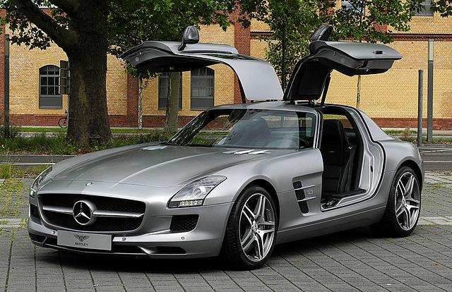 Mercedes-Benz SLS-Klasse Handbücher PDF