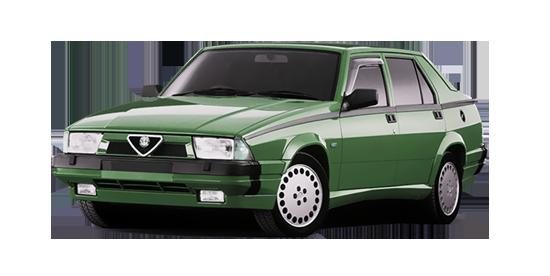 Alfa Romeo 75 Reparaturanleitungen PDF