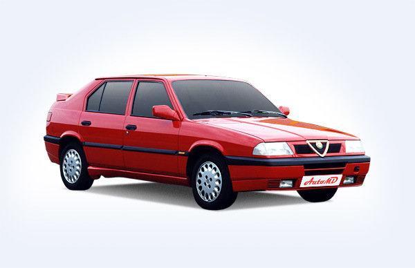 Alfa Romeo 33 Reparaturanleitungen PDF