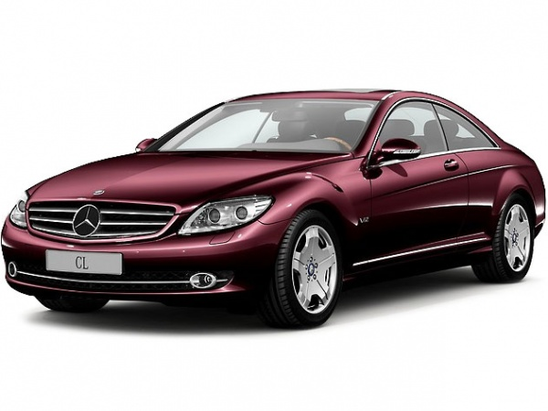 Mercedes-Benz CL-Klasse Bedienungsanleitung