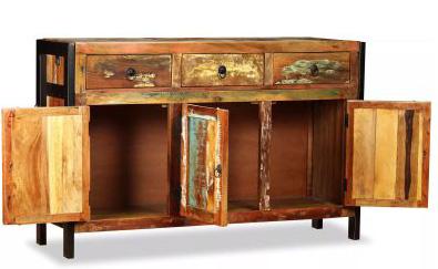 Credenza Con I Pallet : Credenze in legno riciclato benvenuti su sandro shop