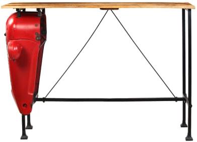 trattore #tavolo #tractor #pub #paninoteca #birreria #industriale