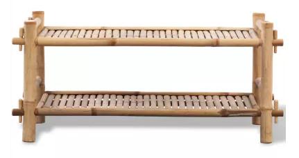 tavolino #bambù #bamboo #basso #caffè #salotto #giardino #arredo #esterno #vendita #online
