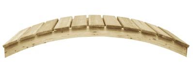 ponticello #decorativo #ponte #legno #giardino