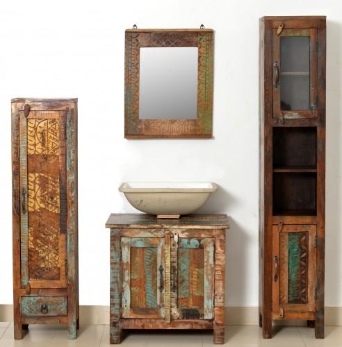 Arredo Bagno in legno riciclato - Benvenuti su Sandro Shop