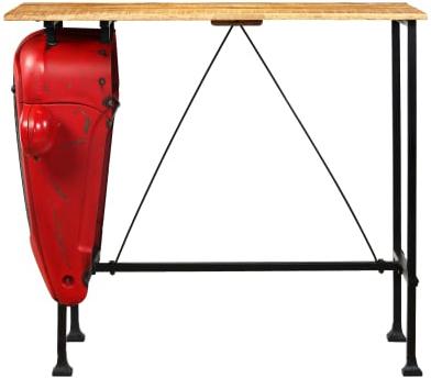tavolo #trattore #tractor #pub #bar #industriale #stile
