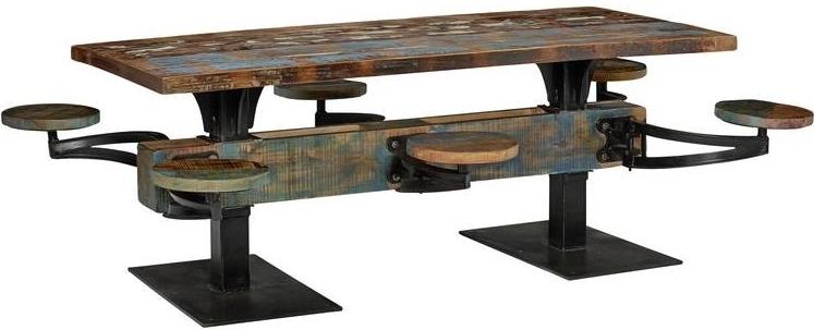 Tavoli stile industiale benvenuti su sandro shop for Tavolo stile industriale