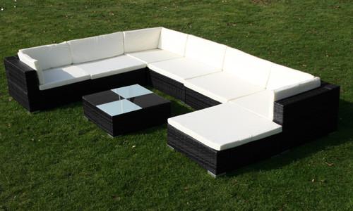 arredo outdoor giardino polyrattan vendita online