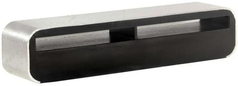 mobile #porta TV #aviator #sandro #shop #alluminio #industrial