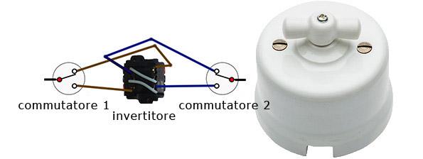 Schema Elettrico Due Deviatori : Fantastiche immagini su come installare un relè comandato da due
