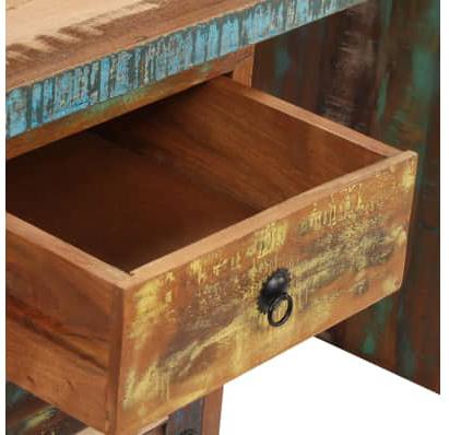 scrivania #legno #recupero #riciclato #ponte