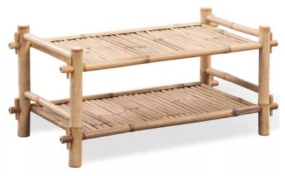 tavolino #bambù #bamboo #basso #caffè #salotto #giardino #arredo #esterno #sandro #shop