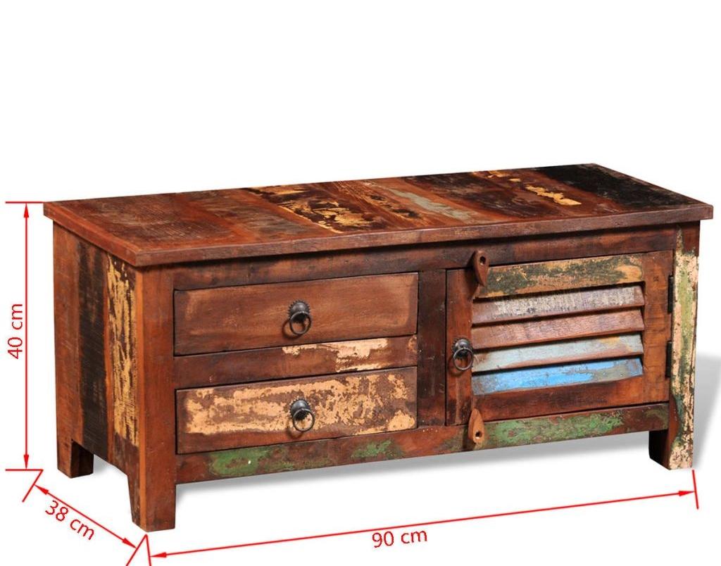 Mobili In Legno Riciclato Vendita : Mobili porta tv in legno di recupero benvenuti su sandro shop