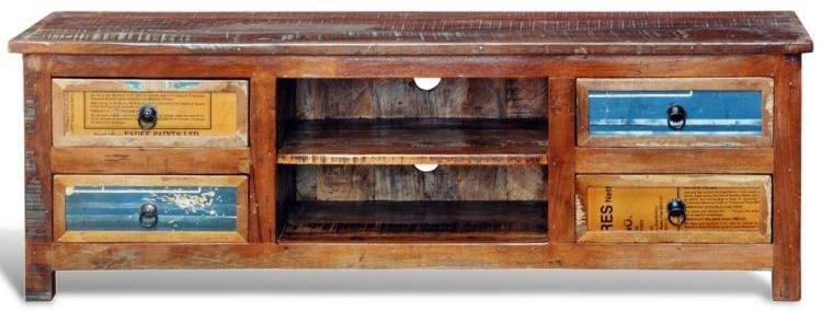 Mobili Porta TV in legno di recupero - Benvenuti su Sandro Shop