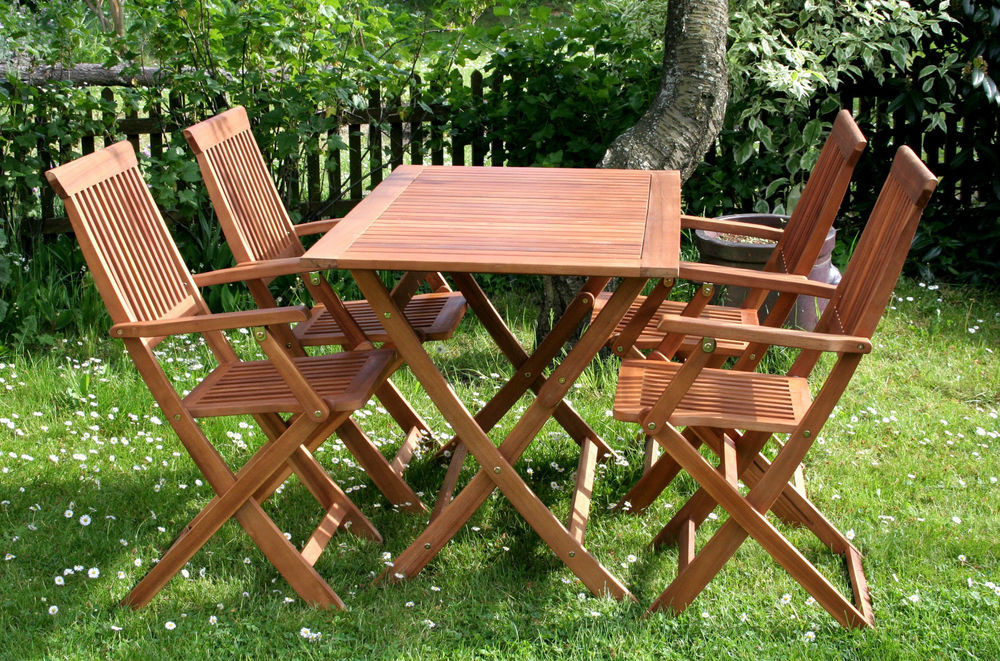 Set in legno di acacia modello sidney benvenuti su sandro online shopping - Set da giardino in legno ...