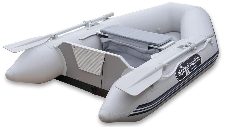 Tender +gommone +Alpuna nautic IBT 200 +airmate