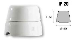 scatola derivazione +porcellana +ceramica +gambarelli +le prolunghe +fanton +sandro +shop +vendita +online