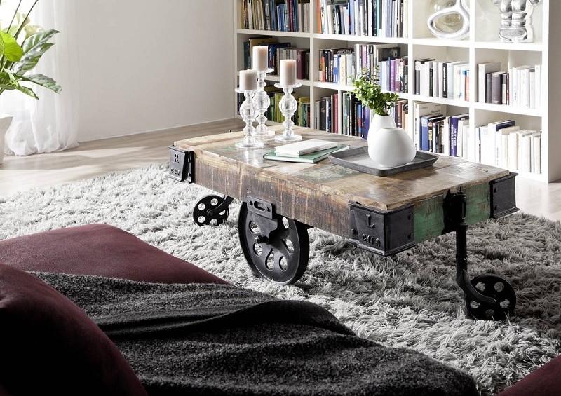 Tavolini industrial style benvenuti su sandro shop for Tavolini industrial