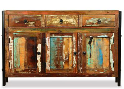 Credenza Con Pallet : Pallet wood credenza with pictures