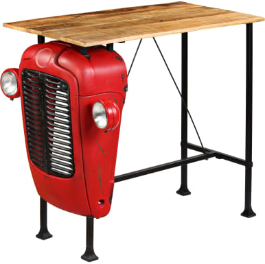 tavolo #trattore #tractor #pub #bar #industrial #style