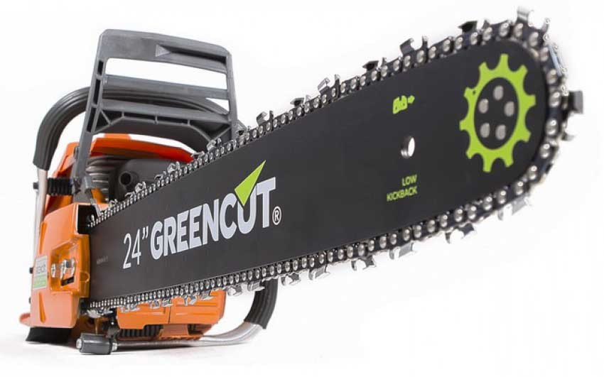 motosega #Greencut #Italia #ufficiale