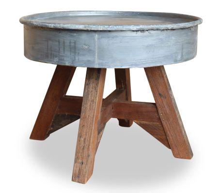 tavolino #bar #pub #industriale #stile #bidone #olio
