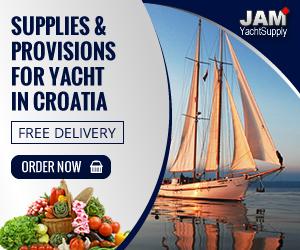 Jam Yacht Supply - Lieferung von Lebensmittel, Getränke, Haushaltsartikel, Yachtzubehör