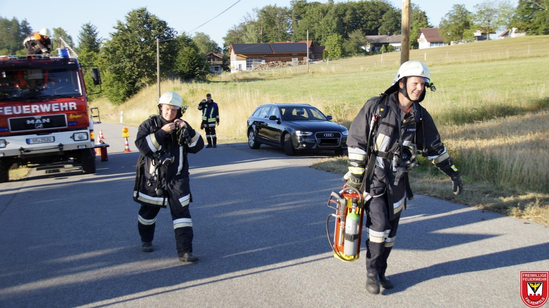 Brandschutz sicherstellen