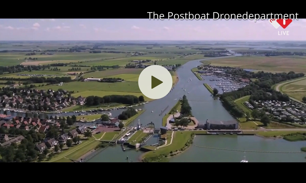 Showreel Postboat Dronedepartment