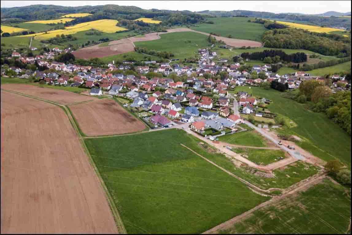 """Baugrundstück im Neubaugebiet """"Zur Villa Rustica"""" zu verkaufen"""