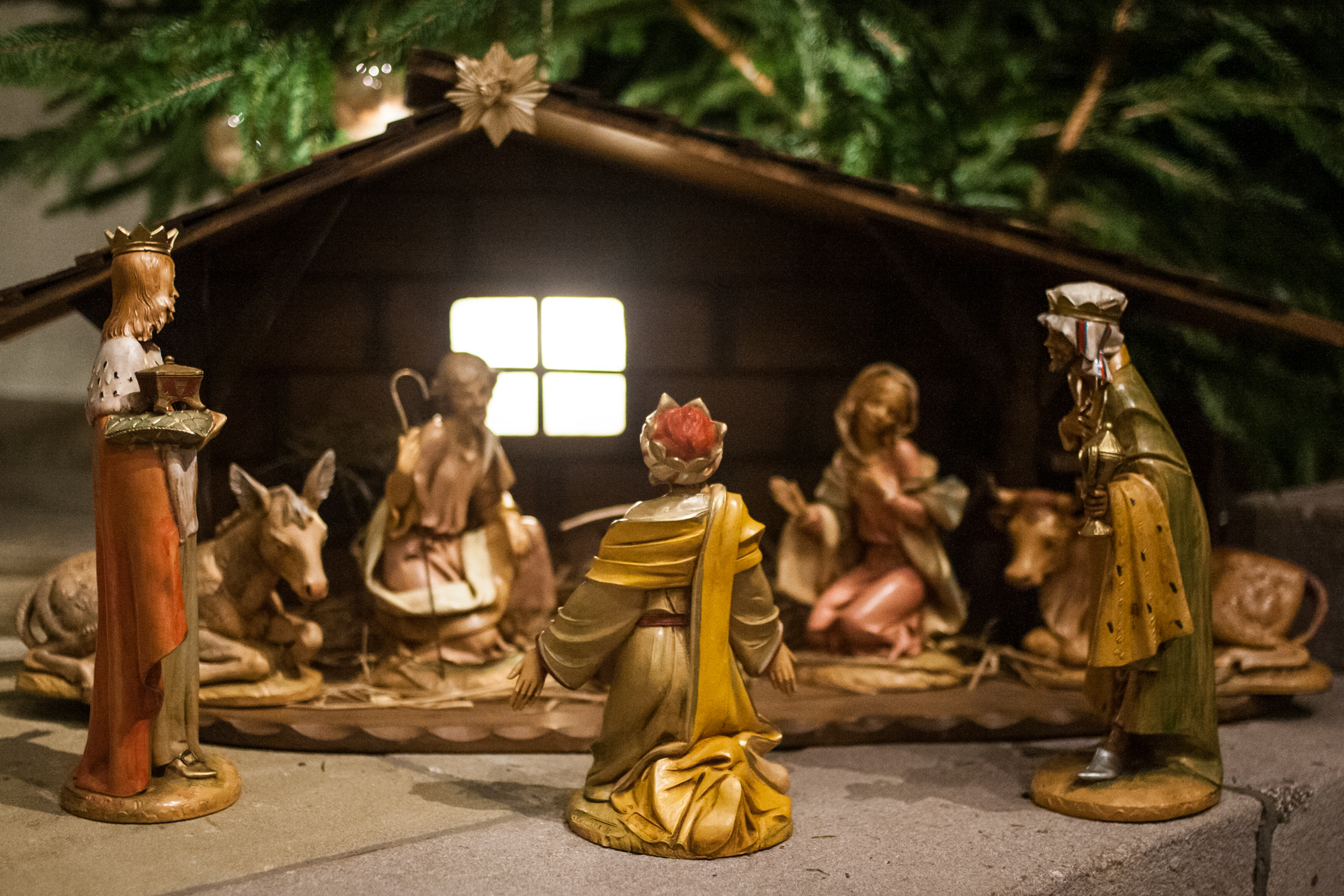 Kirchengemeinde verändert Angebot der Weihnachtsgottesdienste