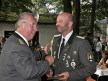 Bester Schütze wurde Dietmar Schinke vom Schützenverein Zollbaum-Wingst