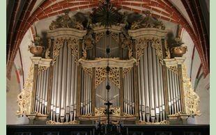 Wagner Orgel in der Angermünder Marienkirche